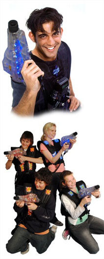 Extreme Laser Tag Clermont Fl Home Of The Ultimate